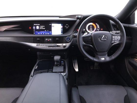 2018 Lexus LS 500h F Sport