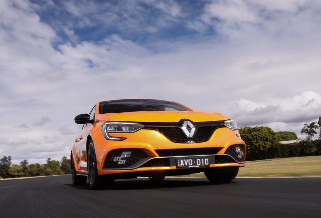 Renault Launches Megane R.S.