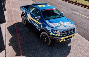 Ford Performance Ranger Raptor Official Supercars Recovery Vehicle
