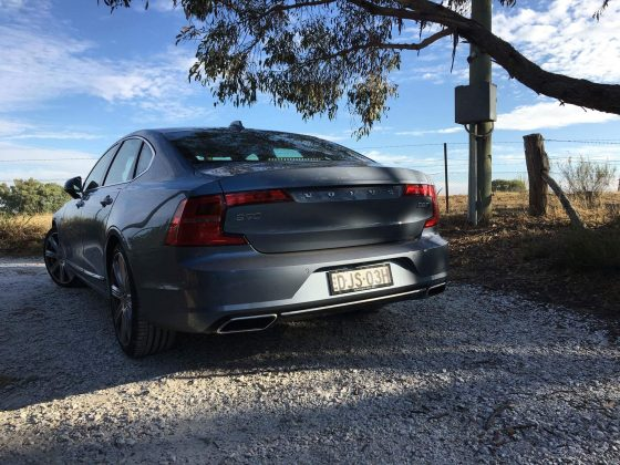 2017 Volvo S90 D5 Inscription