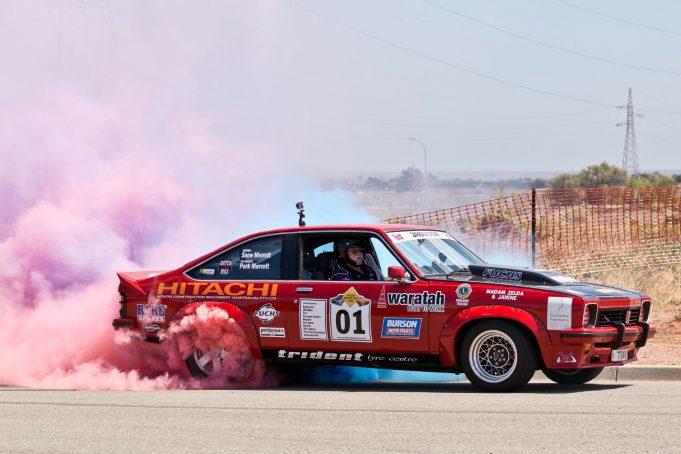 Leukaemia Foundation - Aussie Muscle Car Run