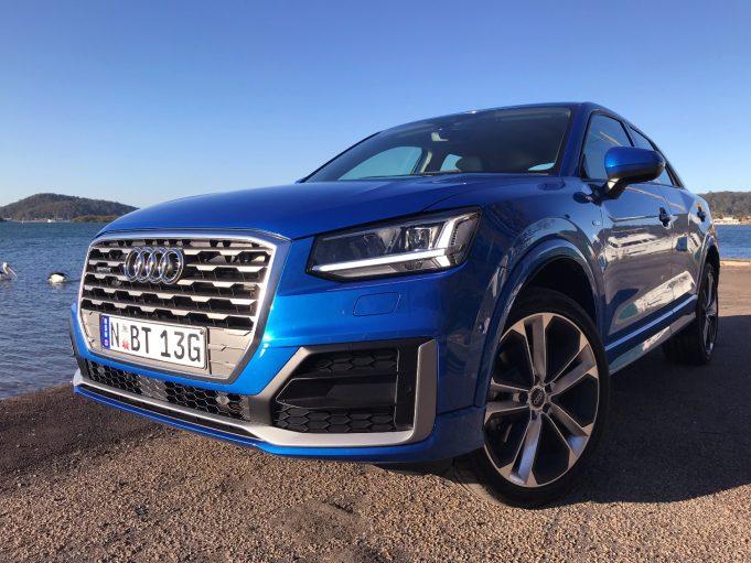 2018 Audi Q2 Quattro Sport