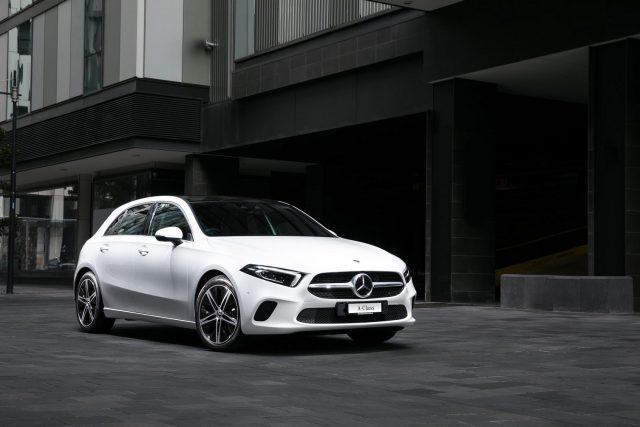 2019 Mercedes-Benz A 250 4MATIC