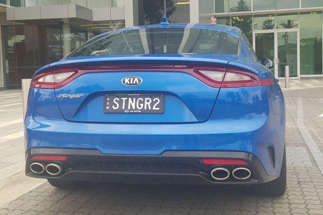 2018 Kia Stinger 330Si