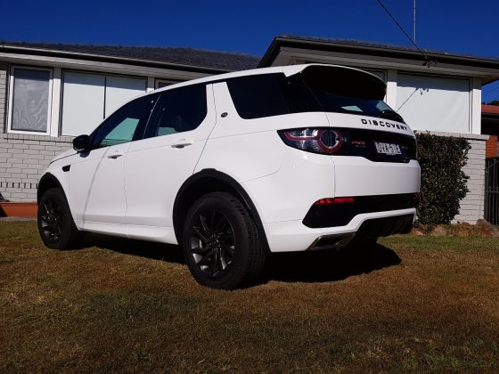 2018 Land Rover Discovery Sport SD4 HSE