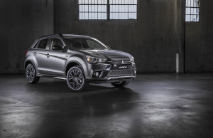 2018 Mitsubishi ASX Black Edition
