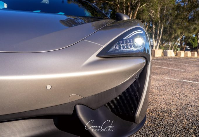 2018 McLaren 540C