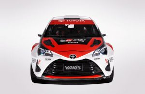 Toyota Gazoo Racing Australia Yaris AP4