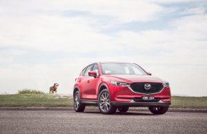 2019 Mazda C-X5