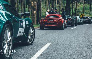 Targa High Country 2018 Lotus Tour