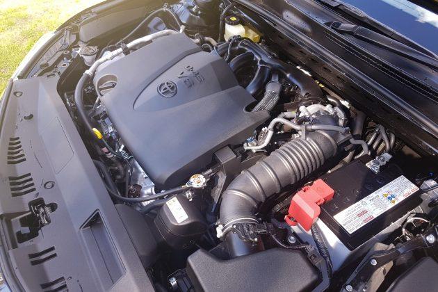 2018 Toyota Camry SL V6