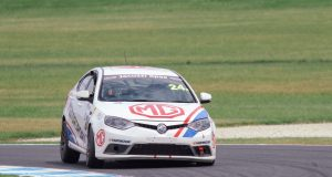 MG Motorsport Australia - James Brock