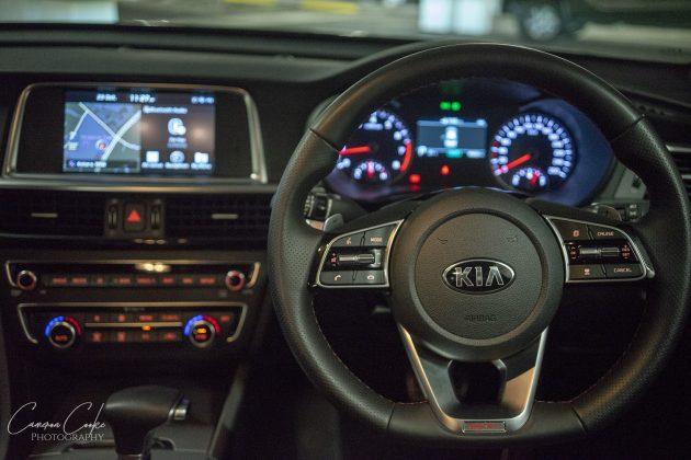 2019 Kia Optima GT