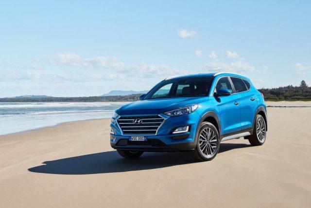 2019 Hyundai Tucson Elite