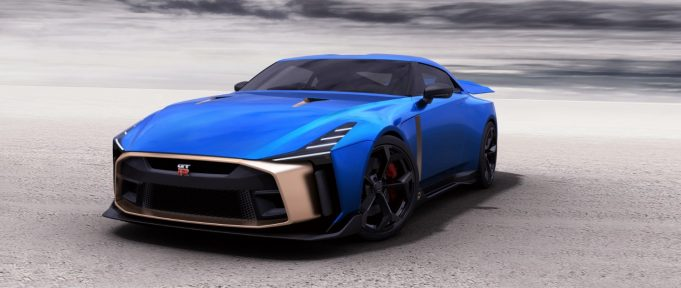 2018 Nissan GT-R50 Production Version
