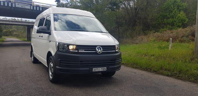2018 Volkswagen Transporter T6 TDI