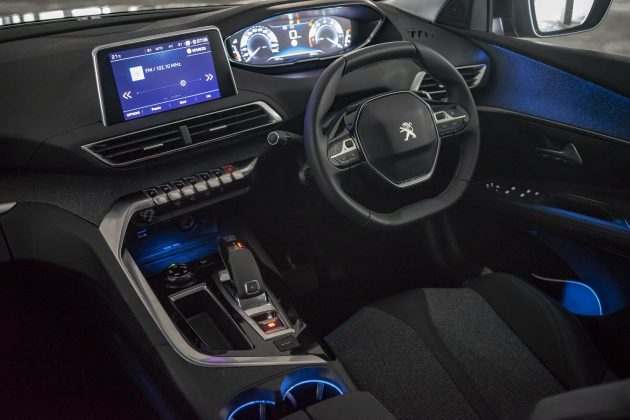 2019 Peugeot 5008 Allure