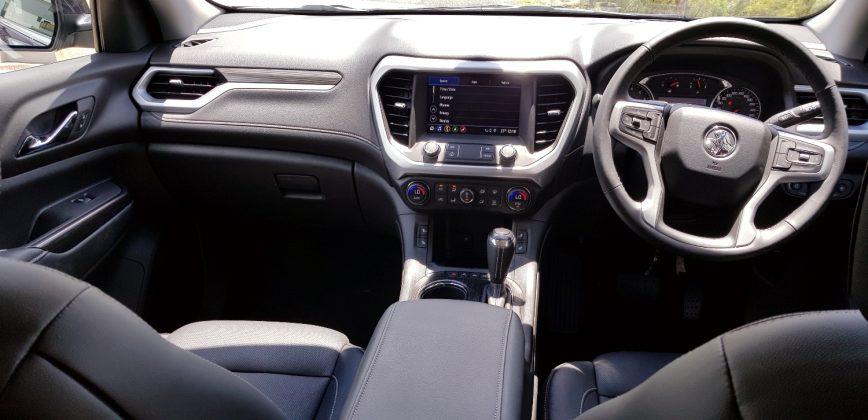 2019 Holden Acadia LTZ