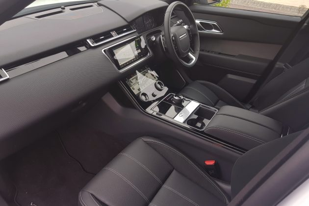 2018 Range Rover Velar D240 S