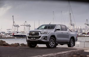 Toyota Hilux tops 2018 sales figures