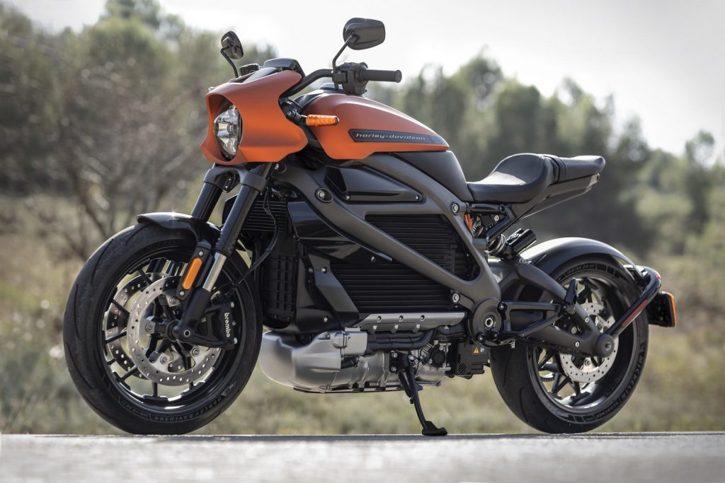 Harley-Davidsons Livewire Coming August, 2019 - Adventure