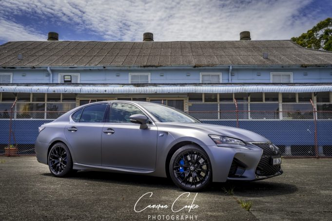 Lexus 10th Anniversary GS F Special Edition