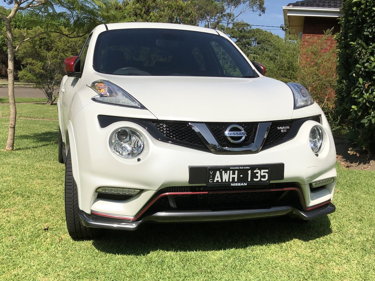Auto Review: 2019 Nissan Juke RS NISMO