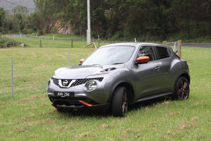2019 Nissan Juke Ti-S