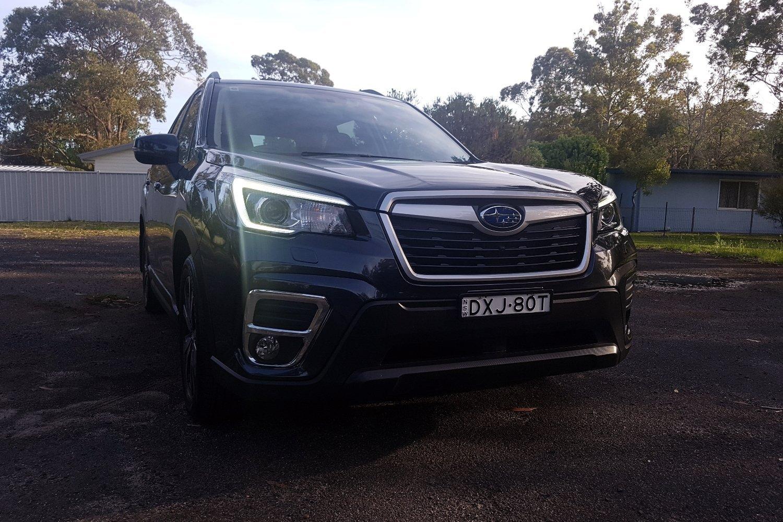 Auto Review 2019 Subaru Forester 2 5i Premium