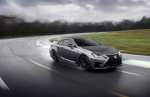 2019 Lexus RC F Track Edition