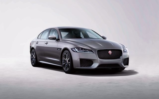 2020 Jaguar XF Chequered Flag special edition