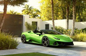2019 Lamborghini Huracán EVO Spyder