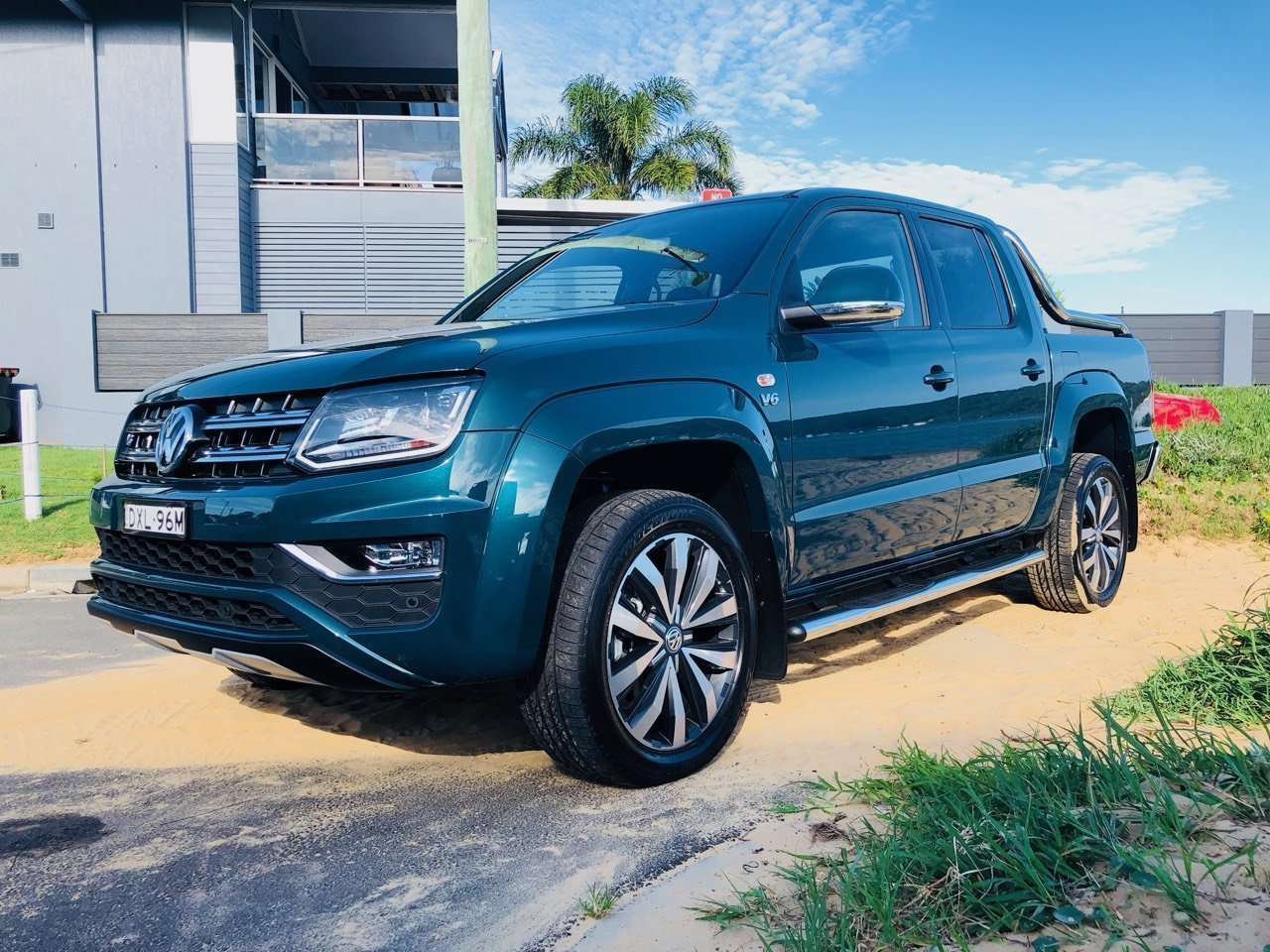 Auto Review: 2019 Volkswagen Amarok V6 Ultimate 580