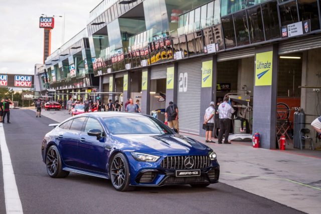 2019 Mercedes-AMG GT 63 S