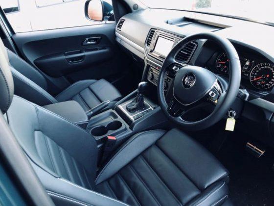 2019 Volkswagen Amarok V6 Ultimate 580