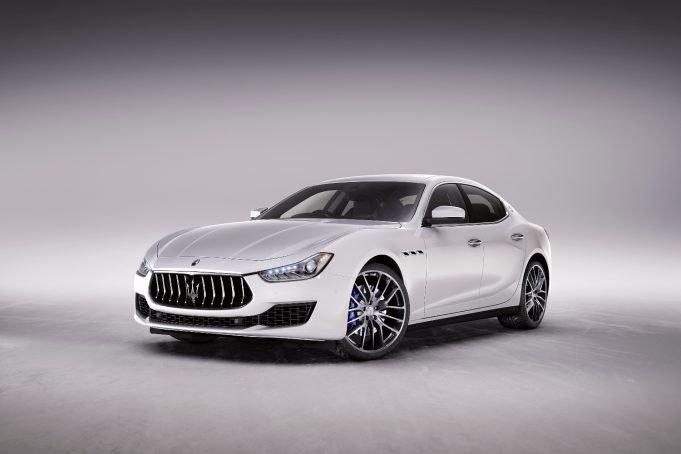 2019 Maserati Ghibli Scatenato