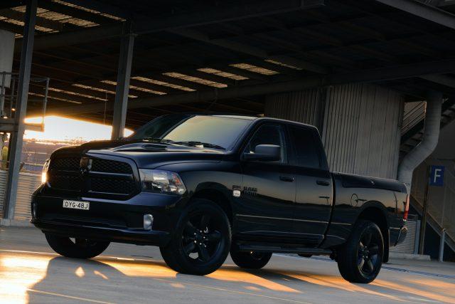 2019 RAM Trucks 1500 Black Pack