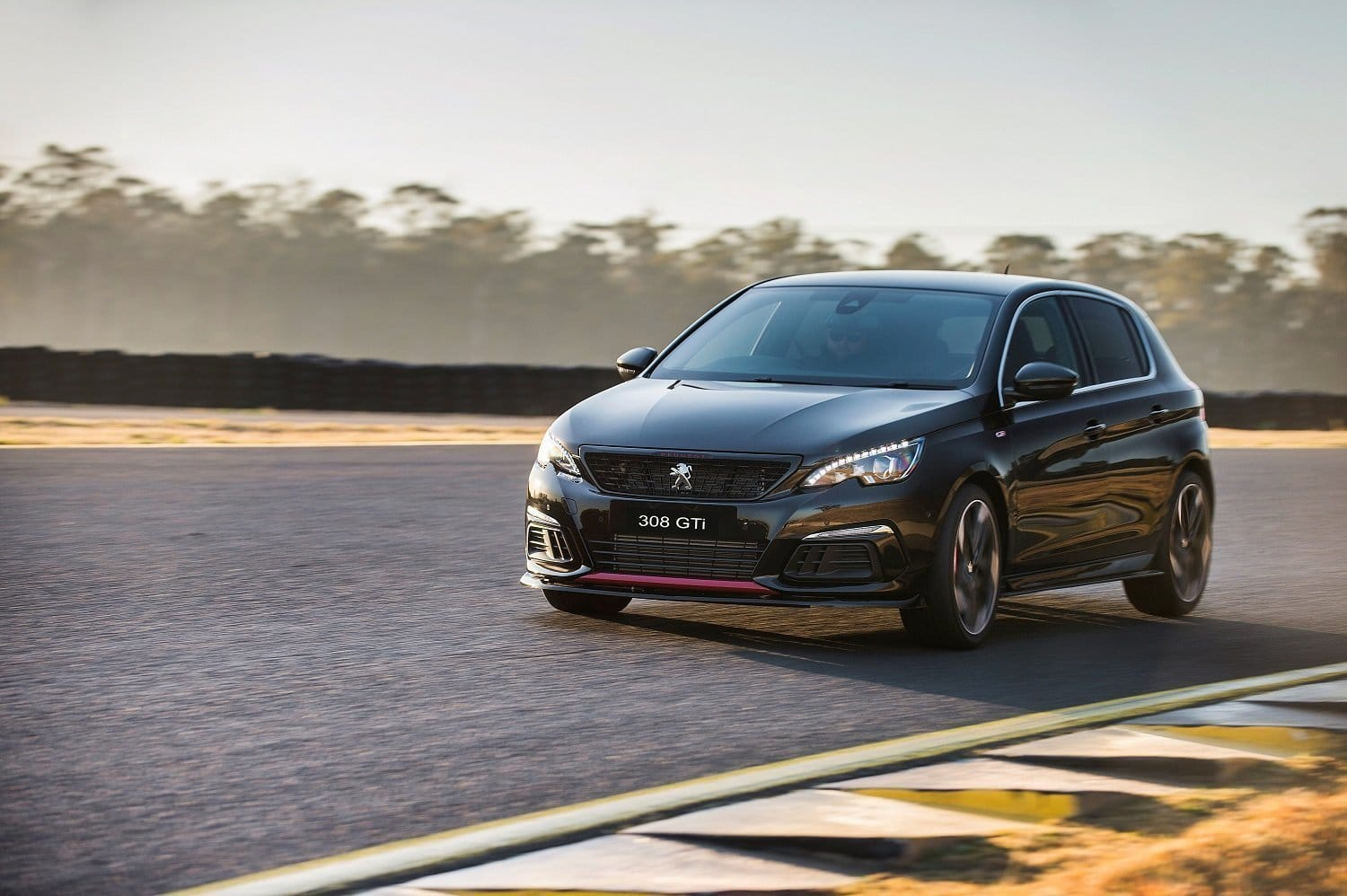 peugeot muscles up with 308 gti sport. Black Bedroom Furniture Sets. Home Design Ideas