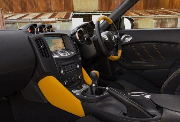 2019 Nissan 370Z N-Sport