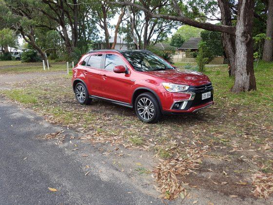 2019 Mitsubishi ASX Exceed