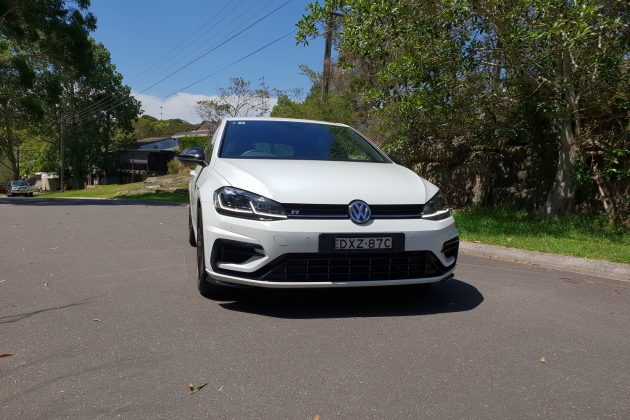 2019 Volkswagen Golf R Special Edition