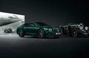 2019 Bentley Continental GT No 9 Edition