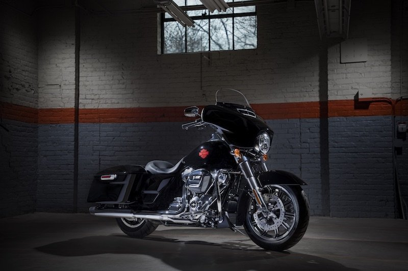 Harley-Davidson launches new Electra Glide Standard
