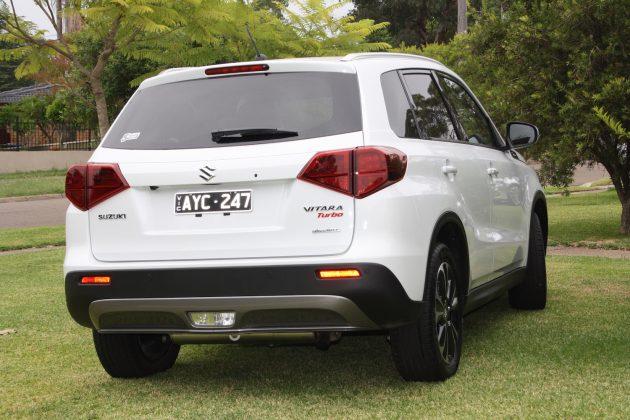 2019 Suzuki Vitara ALLGRIP AWD