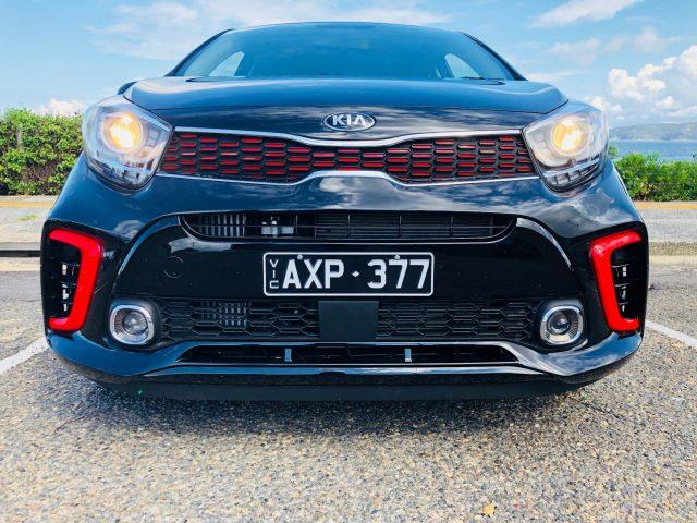 2019 Kia Picanto GT