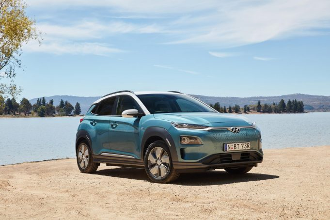2019 Hyundai Kona Electric Highlander