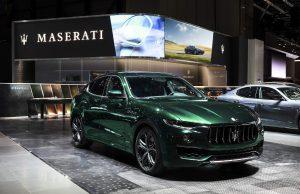 Customised Maserati Levante - Allegra Antinori edition