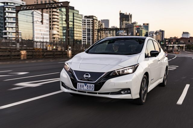 2019 Nissan LEAF (2nd Generation)