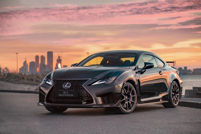 Fastest Lexus Since Lfa Speeds Into Australia