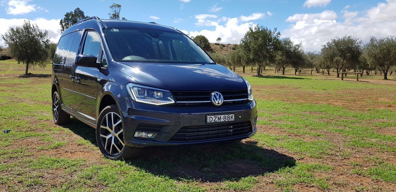 Auto Review 2019 Volkswagen Caddy Beach